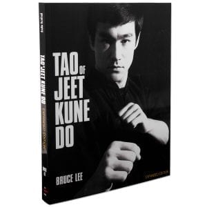 A photo of the book Tao of Jeet Kune Do by Bruce Lee