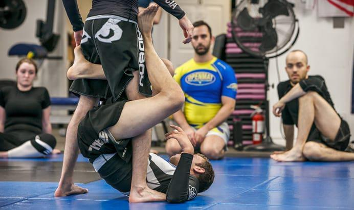 OpenMat Adult No Gi BJJ Classes